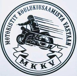 Motoristit koulukiusaamista vastaan -logo